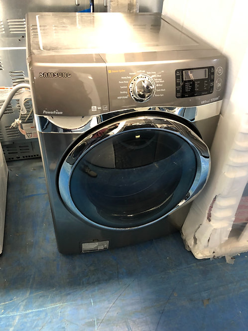 "27""refurbished Samusng stackable washer with 90 days warranty"