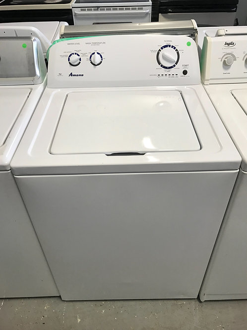 Amana top load washer 0087