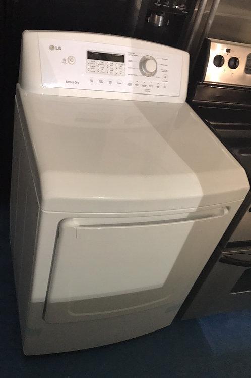 Lg Gas Dryer with 90 Days Warranty