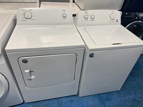 Washer dryer set great working order with 60 days warranty