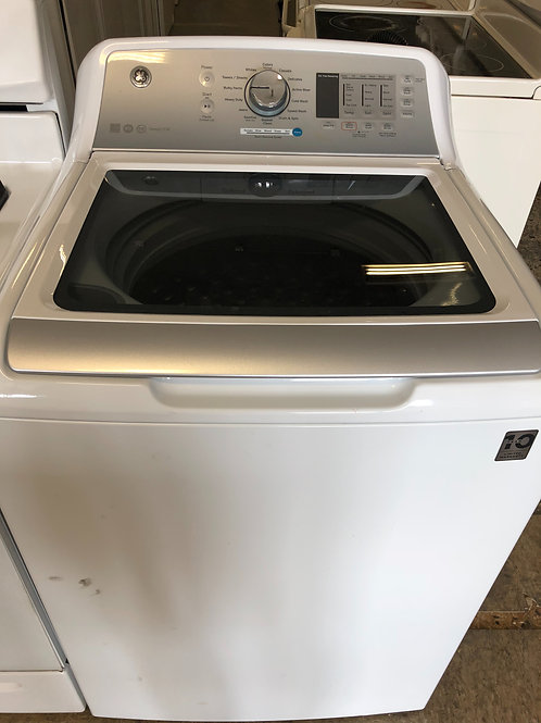 Ge top load washer high efficiency with warranty