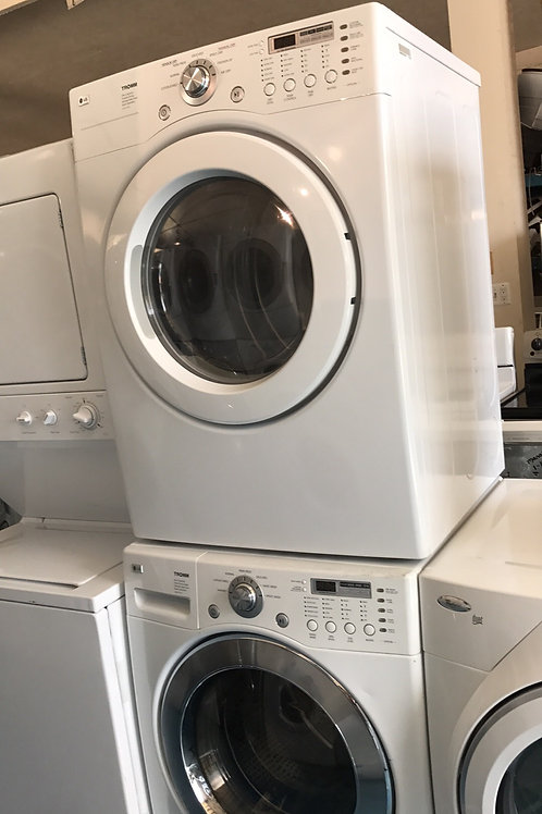 Lg Stackable Washer Dryer Great 90 Days Warranty