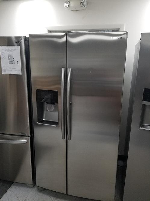 """36""""width Samsung door in door fridge stainless ste"""