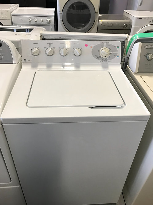 GE Top Load Washer 0039