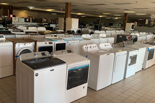 Used refurbished And New scratch and dent washer dryer for Sale in Woodbridge VA