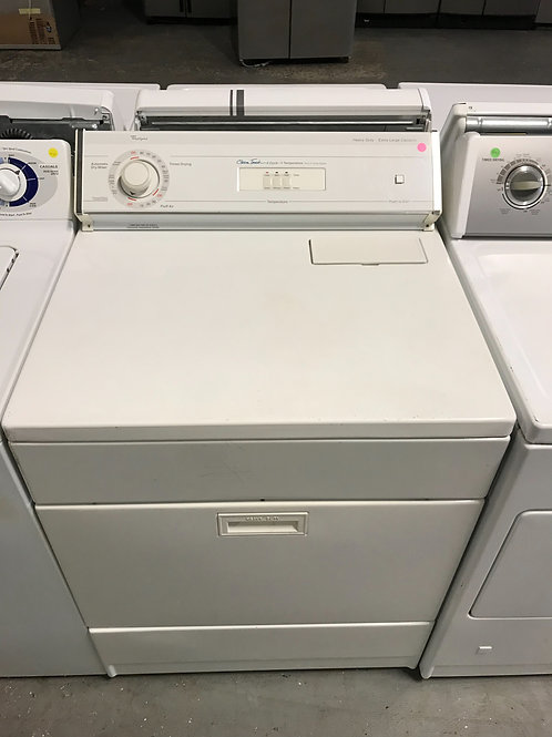 Whirlpool front load dryer 0066