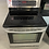 Thumbnail: LG stainless steel electric 5 burner working condition with warranty.