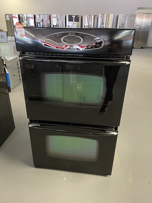 """Maytag refurbished 30"""" Double wall oven electric working condition with warranty"""