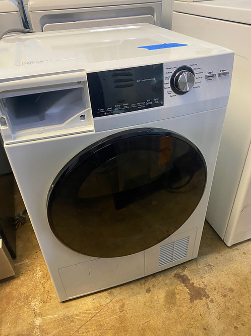 GE FRONT LOAD WASHER DRYR SET WITH WARRNTY