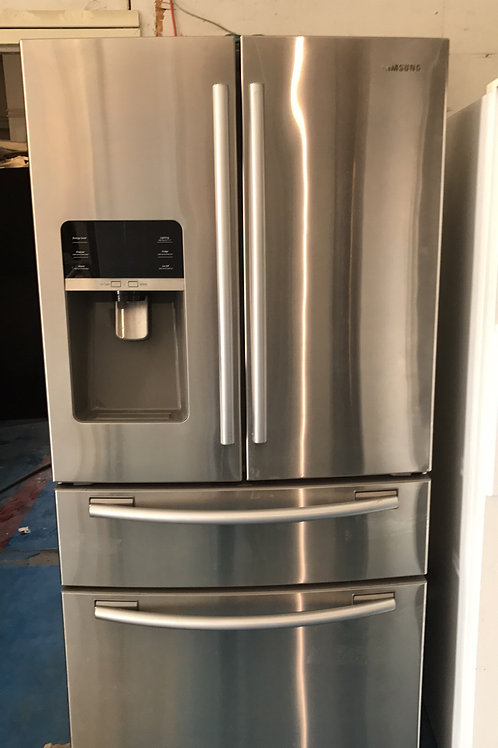 "33""Samsung four Door refrigerator 90 Days Warranty"