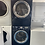 """Thumbnail: 27""""lg stackable washer dryer set great working order with 60 days warranty"""