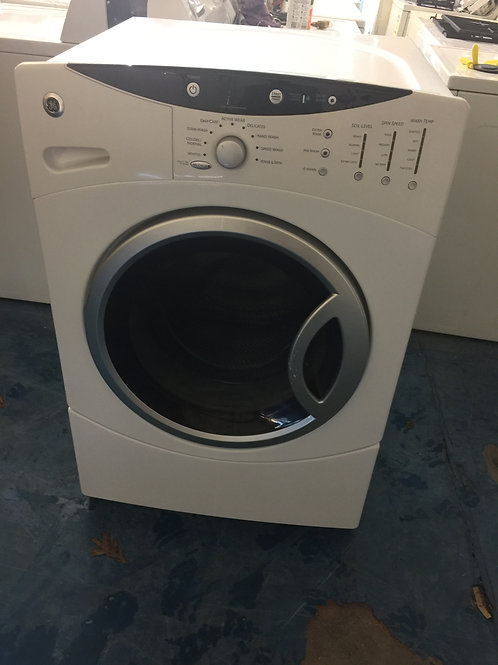 Ge stackable washer with 90 days warranty