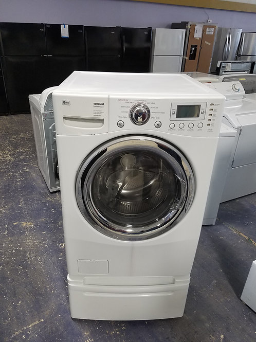LG Frontload Washer