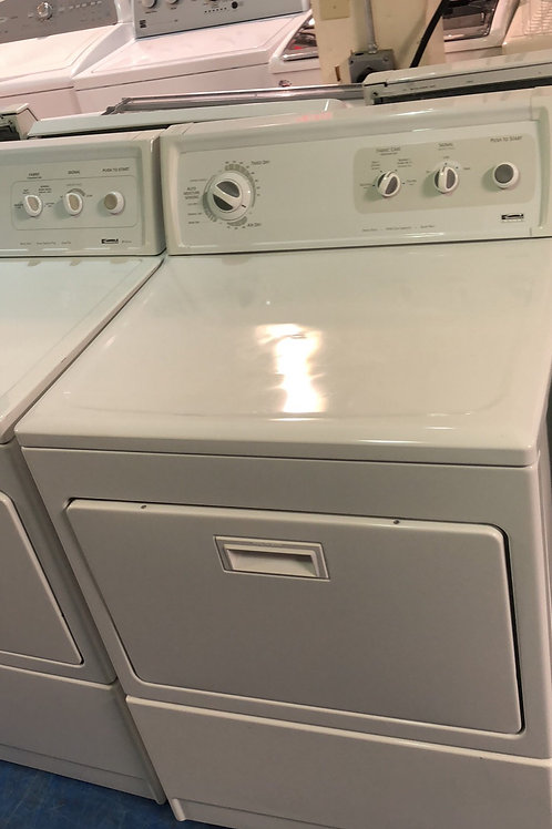 Kenmore electric dryer great works with 90 days warranty