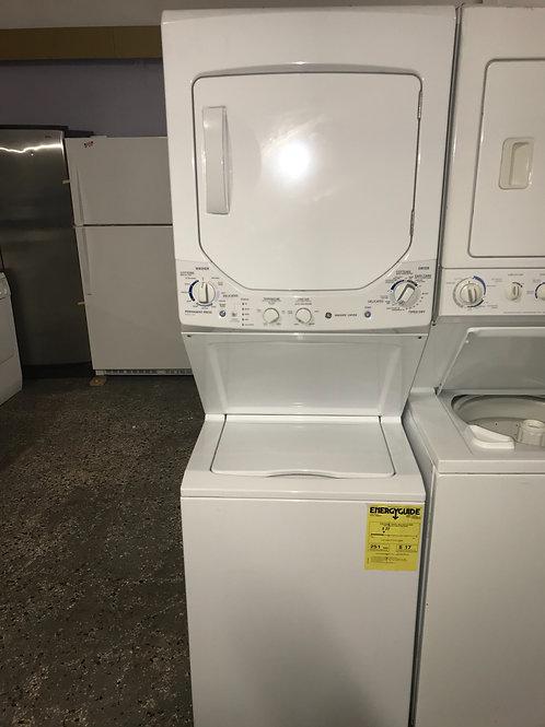 "Ge brand refurbished 24"" stackunit works great with warranty."