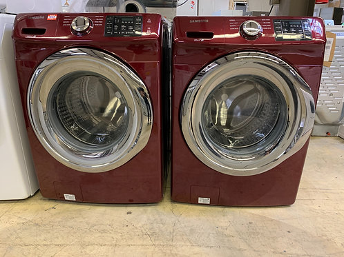"Brand new scratch and dent samsung  27"" front load 4.5 cu. ft. Washer"