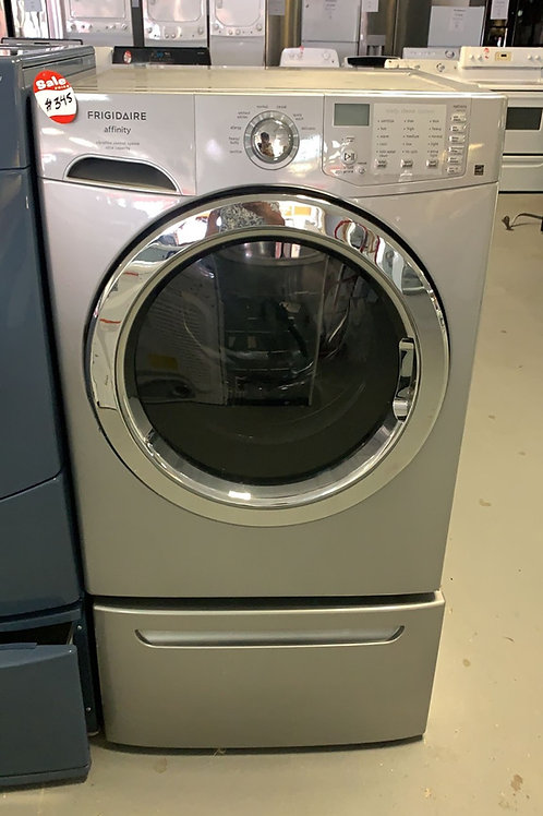 """Frigidaire refurbished 27"""" frontload washer with 45 days warranty."""