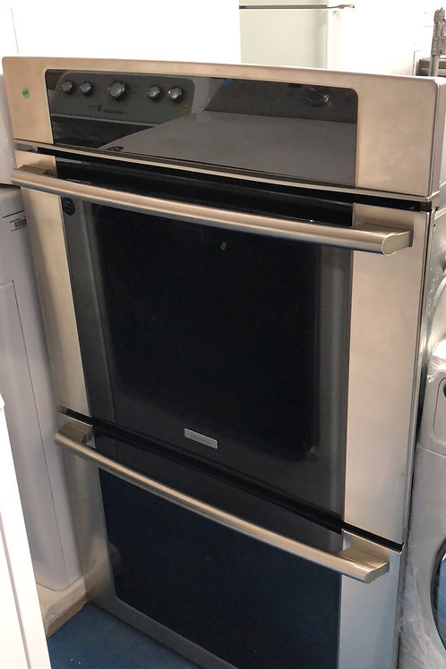 "30""Frigidaire Electrolux stainless double oven with 90 days warranty"