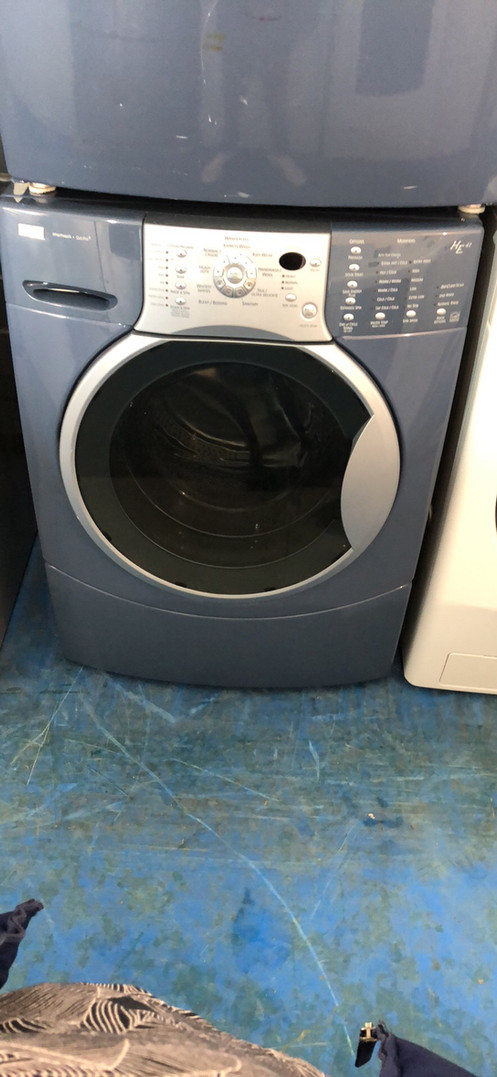27 Kenmore Elite Stackable Washer Dryer With 90 Days Warranty