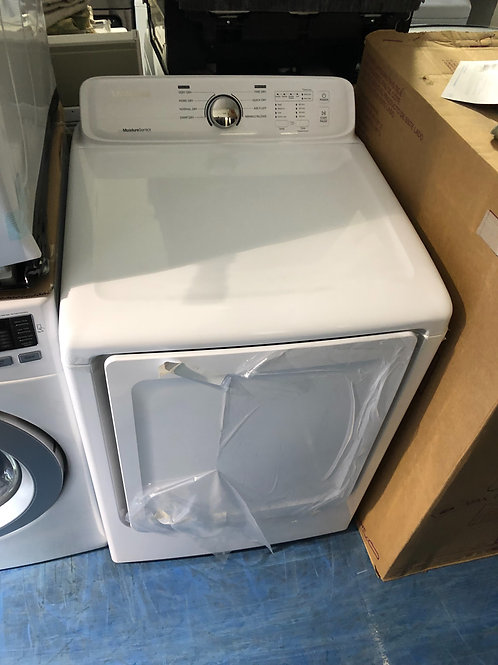 Brand new Samsung open box electric dryer 1 year warranty