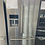 """Thumbnail: 36"""" kitchenaid stainless Frenchdoor fridge great working order with warranty"""