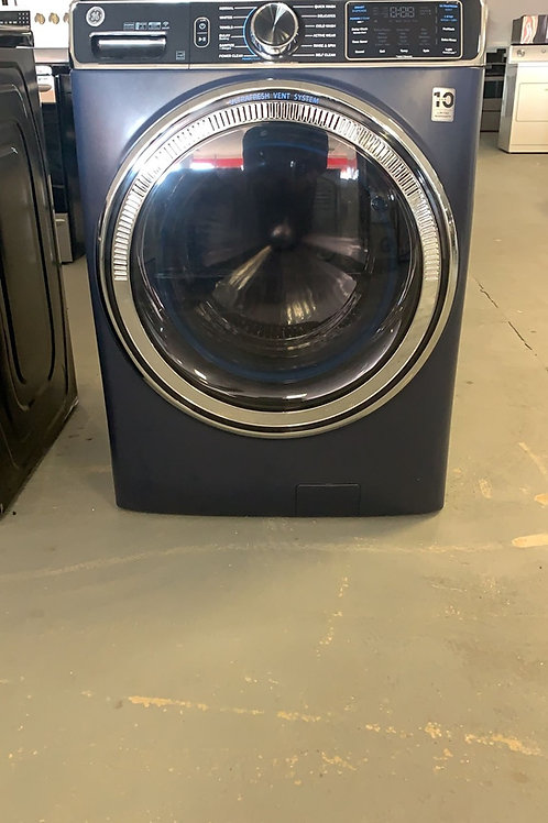 Ge ultra fresh Vent system 5cuft stackable steam Cycle washer.