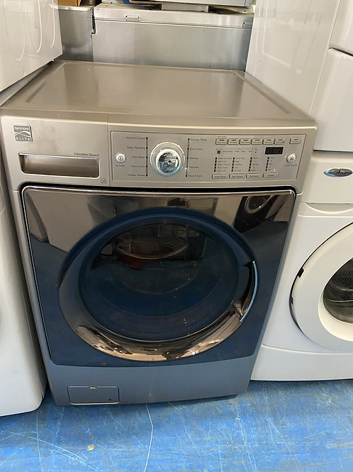 Kenmore elite stackable front load washer great working order with 60 days warra