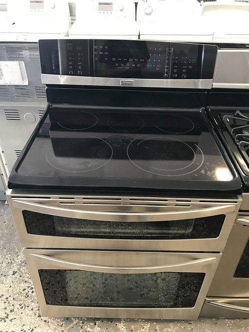 Kenmore brand refurbished electric stove.