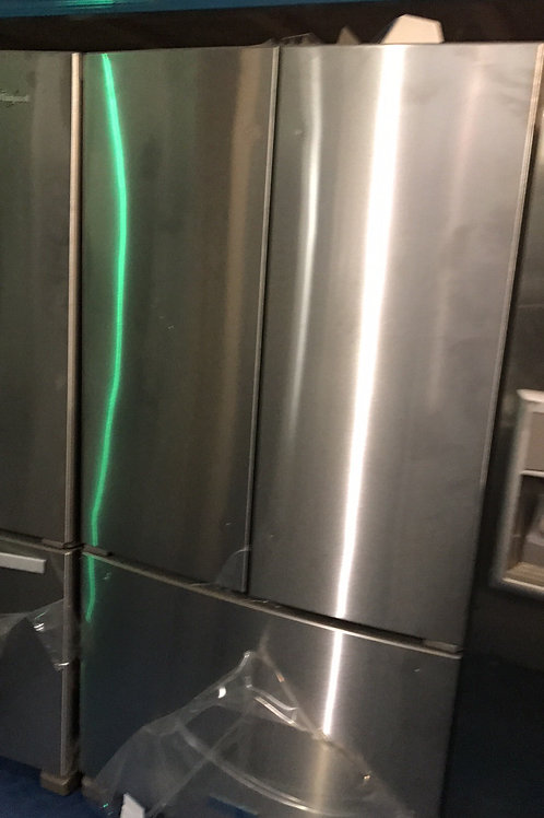 KITCHENAID STAINLESS FRENCHDOOR BRAND NEW WITH 1 YEAR WARRANTY