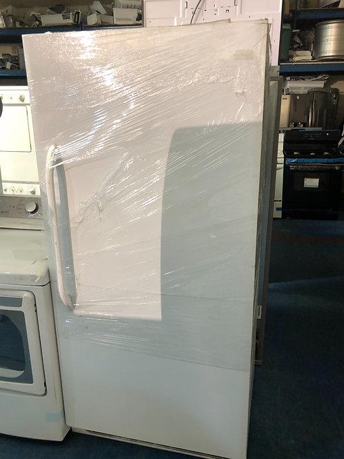 "Frigidaire new open box 20""cuft upright freezer with 1 year warranty"