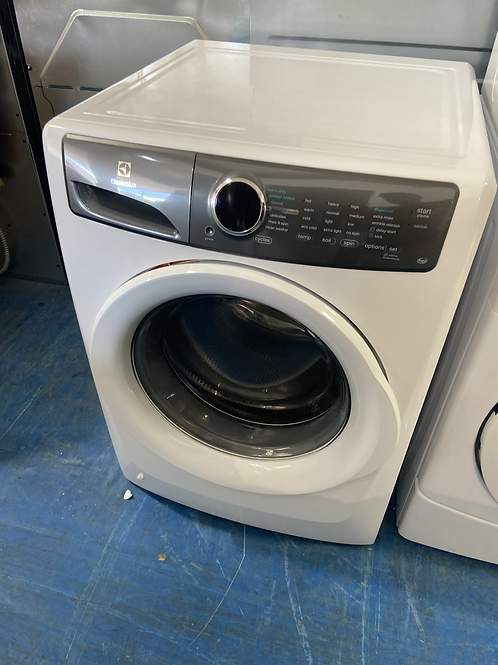 """27"""" Electrolux stackable washer dryer set great working order with 60 days warra"""