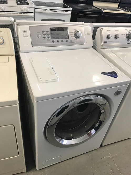 LG large front load washer