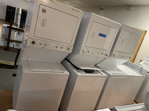 """Refurbished stackunit 24"""" and 27""""working condition with warranty $400 and up."""