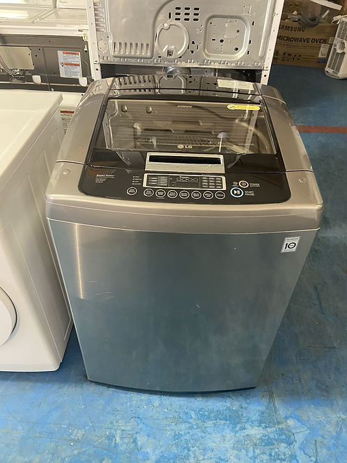 Lg top load washer great working order with 60 days warranty