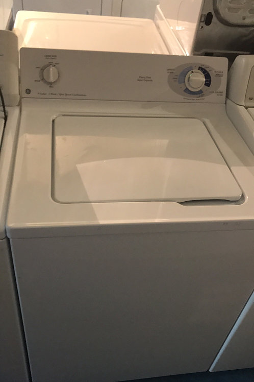Ge Top Load Washer 90 Days Warranty