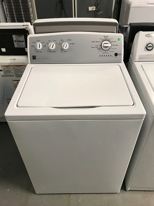 Kenmore top load washer 0074