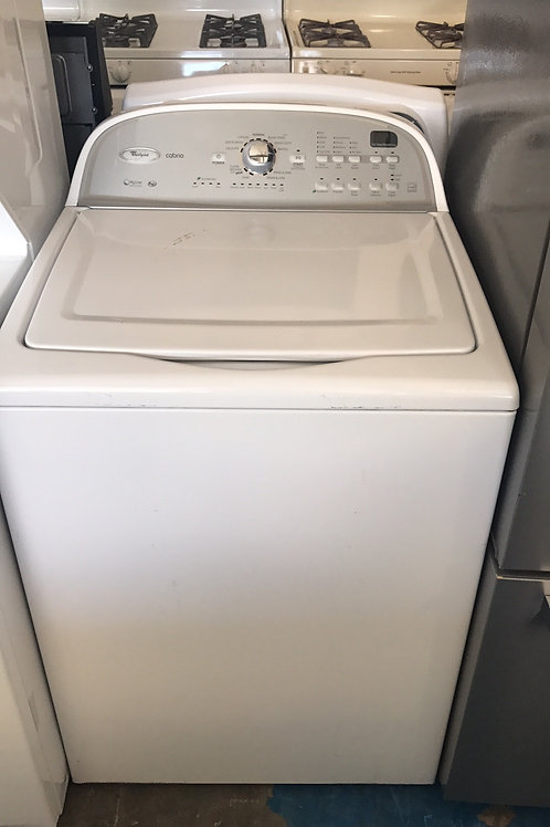 Whirlpool Top Load Washer with 90 Days Warranty