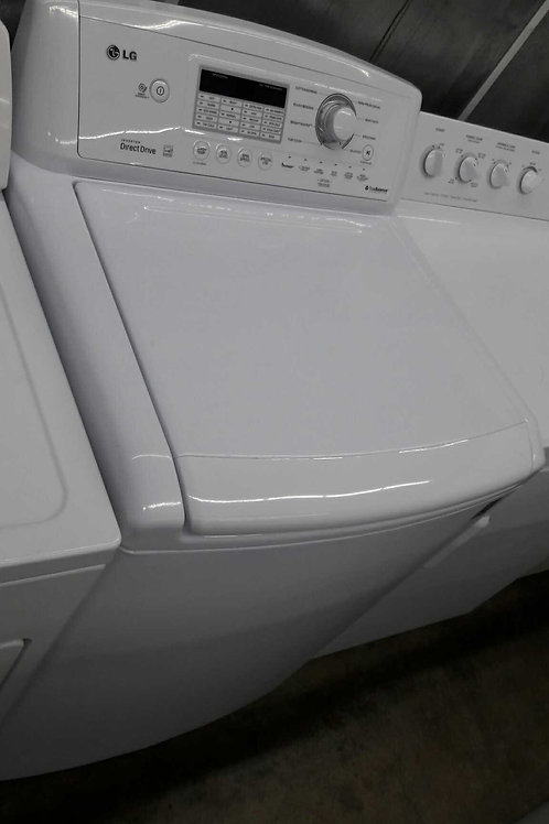 LG top load washer extra large capacity