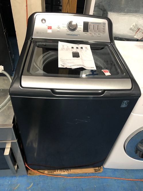 Ge top load brand new scratch dent top load washer with 1 year warranty