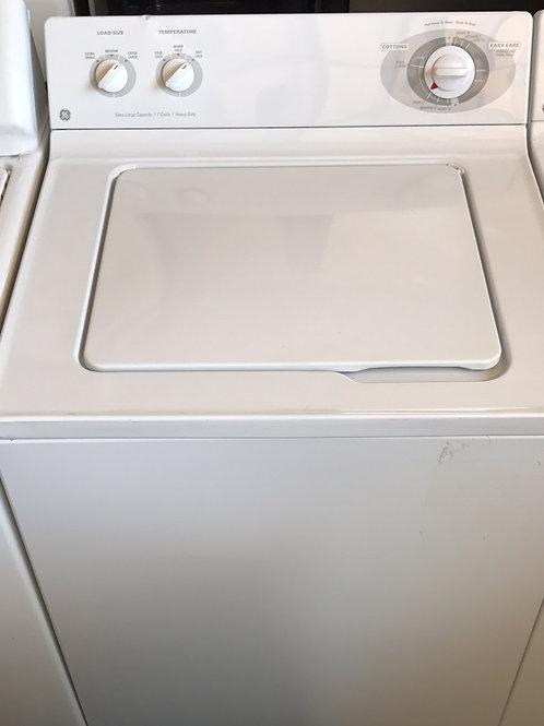 Ge Washer Dryer Set 90 Days Warranty
