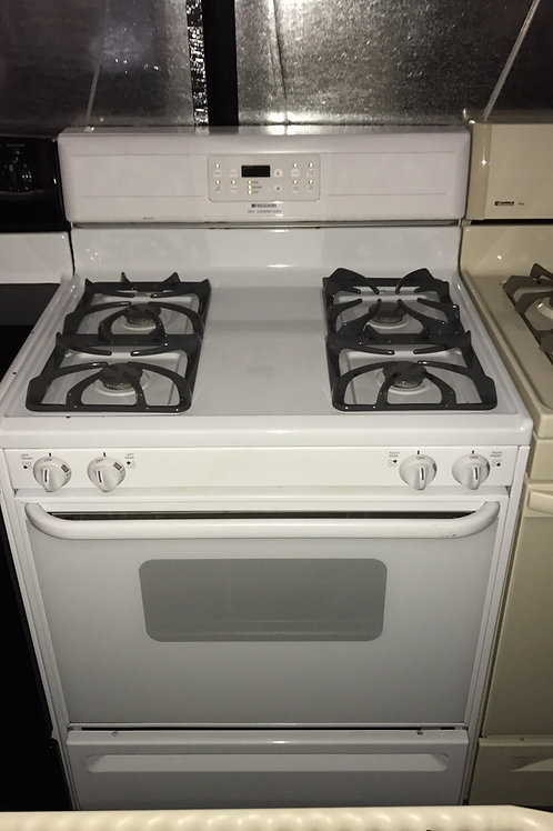 Frigidaire Gas Stove 90 Days Warranty