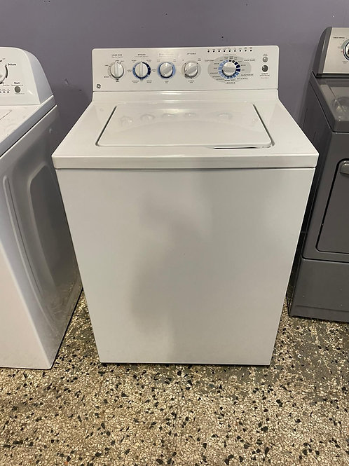 ge top load washer good working with warrnty