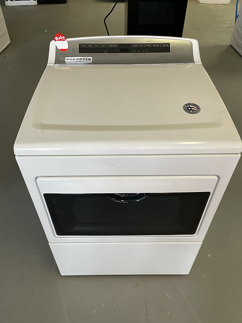 Whirlpool new open box Gas dryer working condition with warranty.