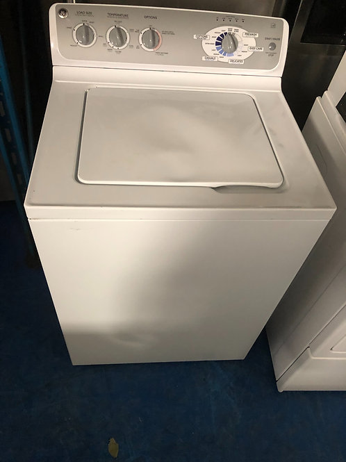 Ge top load washer great working order with 90 days warranty