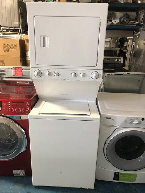 """27""""frigidaire stackunit washer dryer great working order 90 days warranty"""