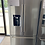 Thumbnail: Brand new scratch dent kitchenaid stainless Frenchdoor fridge with warranty