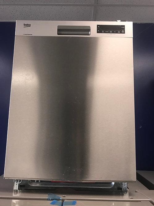 Beko brand new open box stainless steel dishwasher with warranty.