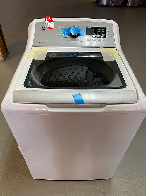 NEW GE TOP LOAD WASHER WITH WARRANTY