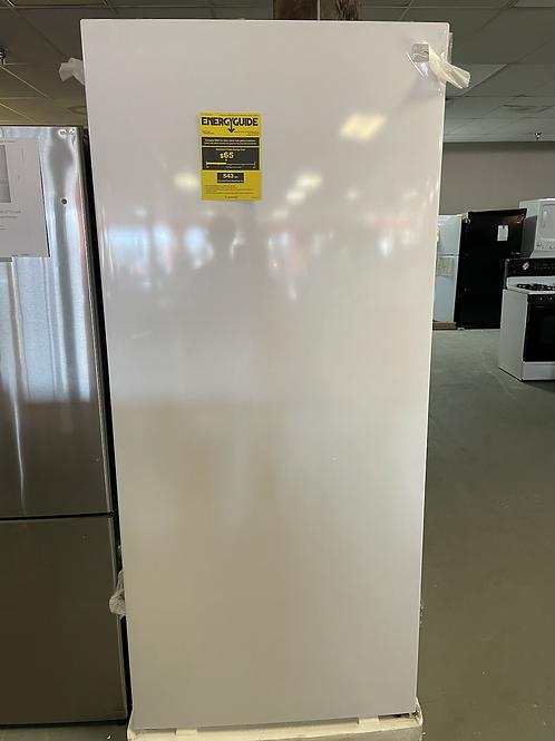Kenmore new open box 21cuft Upright Freezer.