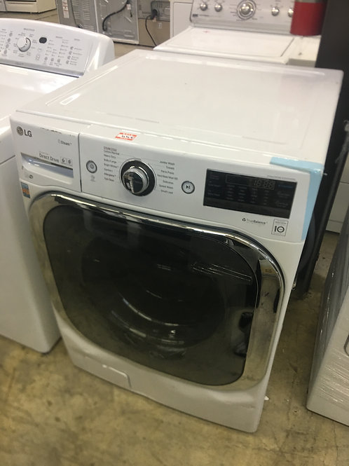 NEW scratch and dent LG front load washer